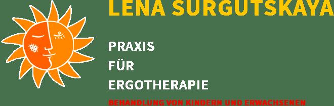 Ergotherapie Surgutskaya Logo